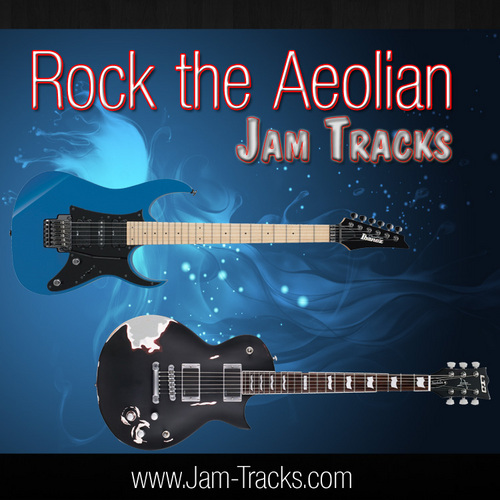 Product picture Rock the Aeolian -Jam Tracks