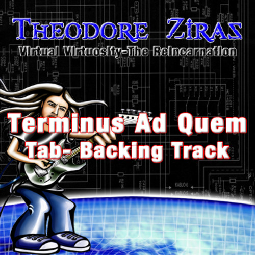 Product picture Theodore Ziras-Terminus Ad Quem Tab+Backing Track