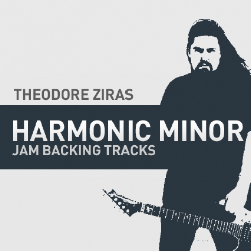 Product picture Harmonic Minor Jam Tracks.zip