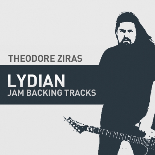 Product picture Lydian Jam Tracks.zip