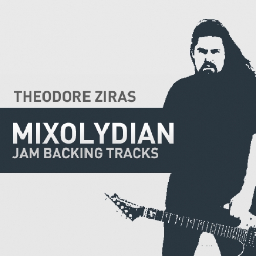 Product picture Mixolydian Jam Tracks.zip