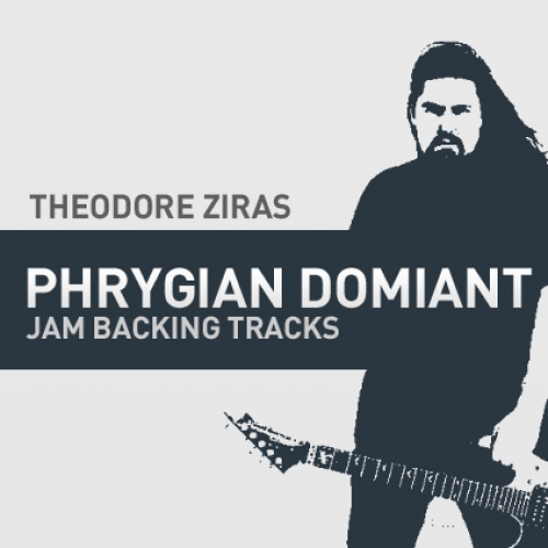 Product picture Phrygian Dominant Jam Tracks.zip
