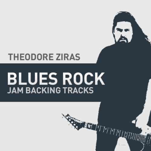 Product picture Blues Rock Jam Tracks.zip