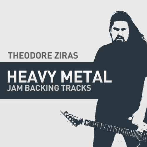Product picture Heavy Metal Jam Tracks.zip
